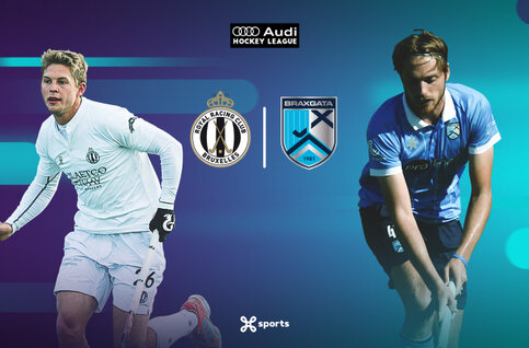 Audi Hockey League: Racing - Braxgata live op Proximus TV