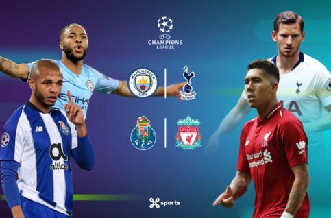 UEFA Champions League: Kan Manchester City zijn achterstand goedmaken?