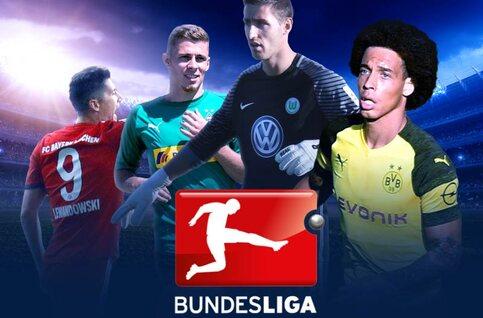 De Bundesliga gaat van start op Proximus TV