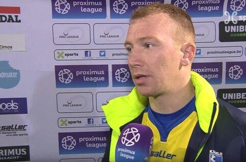 Brüls (Westerlo) furieux sur l'affaire Beerschot-Virton : « Quand aujourd'hui, on n'y arrive pas sportivement, alors on passe par le tapis vert »