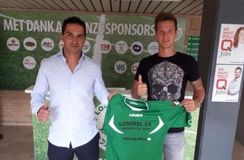 L'Excelsior Virton signe le médian Glenn Claes (KV Mechelen)