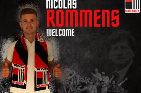 RWDM hengelt transfervrije Nicolas Rommens (ex-Roeselare en Westerlo) binnen