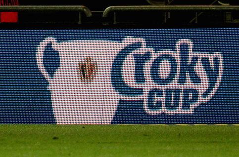 Croky Cup : pas moins de 10 clubs de D1 et D2 amateurs en 1/16 èmes de finale de la Croky Cup!