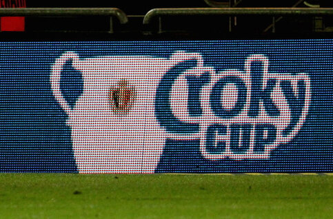 Eén op zestien! 1B-teams en de hakbijl van de 1/16e finales van de Croky Cup