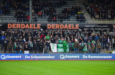 """Peter Maes prend congé des fans de Lommel, """"redevenu un club attractif"""""""