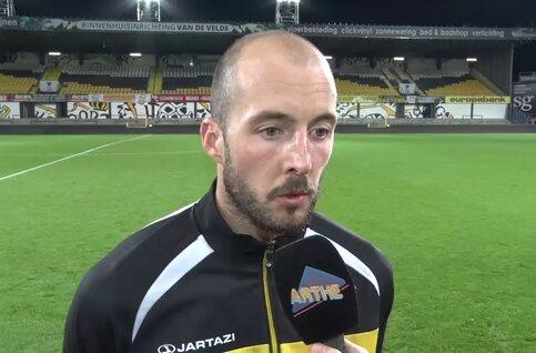 Ook uitgaande transfer bij KSC Lokeren: De Ridder naar Jupiler Pro League
