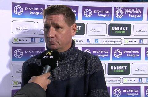 Penaltyfase beheerst gesprekken na Lokeren - Lommel; De Boeck reageert op supportersslogans