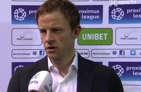 Euvrard (OHL) « Une première mi-temps quasi parfaite », Vreven (Beerschot)« Une piqûre de rappel pour mes joueurs »