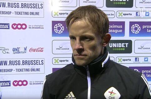 Les réactions après Lokeren-OHL : «Nous n'avons pas vraiment la chance avec nous »