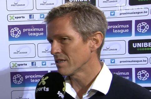 Match à deux visages au Schiervelde « Notre équipe reste fragile »
