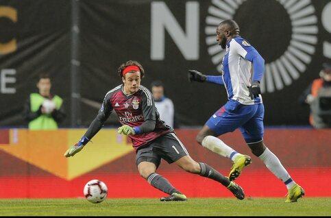 FC Porto klopt Benfica in Portugese beker