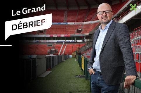 Suivez Le Grand Débrief du lundi 17 février avec notre invité Alexandre Grosjean