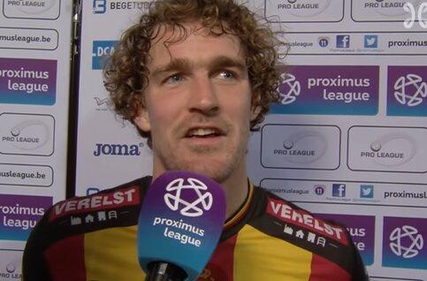 """Swinkels dit jaar wél in het winnende kamp: """"Beerschot Wilrijk speelde heel anders na rode kaart"""""""