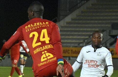 Twee sterkhouders AFC Tubize missen start play-downs wegens internationale verplichtingen