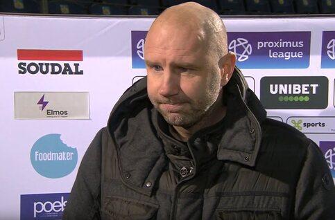 Peeters ziet verandering in mentaliteit bij teams die in Westerlo komen spelen; Christiansen blij met driepunter