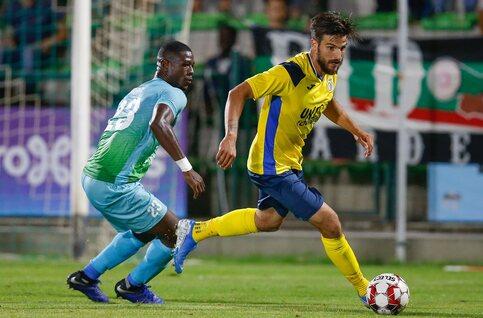 Aanvoerder Pietro Perdichizzi (Union) verlengt contract met drie seizoenen