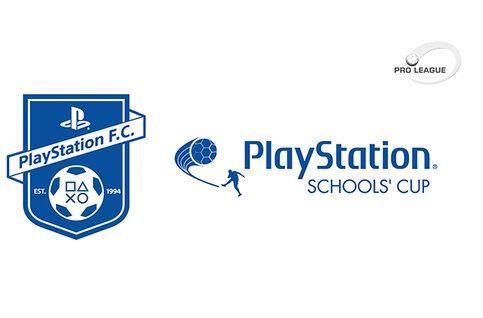 Pro League Schools Cup wordt PlayStation Schools Cup!