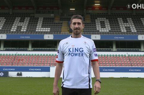 Code rood bij OH Leuven: ervaren verdediger Sascha Kotysch versterkt de gelederen