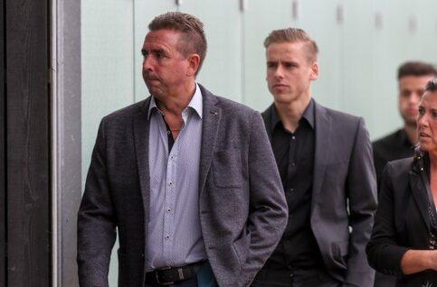 Lorenzo Staelens in beeld als assistent-coach bij KSC Lokeren