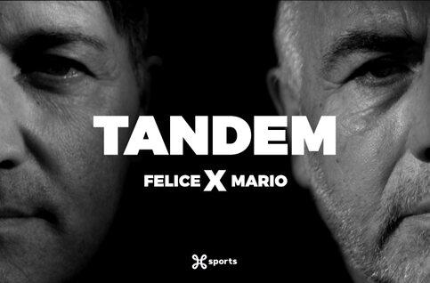 Tandem : la complicité unique entre Felice Mazzu et Mario Notaro