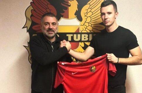 AFC Tubize strikt vervanger voor topschutter Thomas Henry