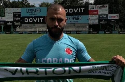Floriano Vanzo rejoint l'Excelsior Virton