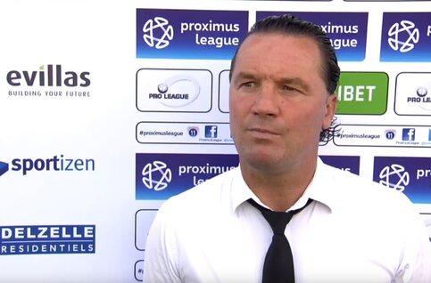 """Réactions après Lokeren - Roeselare: """"Nous n'avons pas joué comme un candidat à la descente, mais comme un descendant"""""""