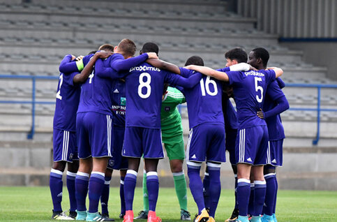 Raapt Anderlecht zijn eerste punten in de UEFA Youth League?