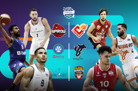 De Play-offs schieten uit de startblokken in de Euromillions Basketball League