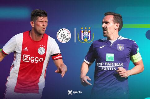 Ajax - RSC Anderlecht live op Proximus Sports