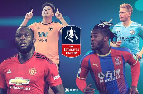 Bekijk de achtste finales van de FA Cup live op Proximus TV