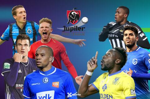 Toutes les rencontres de la dernière journée de Jupiler Pro League gratuites pour les clients de Proximus TV !