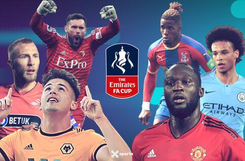 Bekijk de kwartfinales van de FA Cup live op Proximus TV