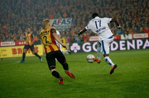 Blessureboeg Union puilt uit in aanloop naar match tegen KV Mechelen