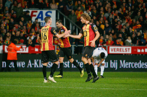 KV Mechelen herrijst bij wederoptreden De Camargo en blikt Lokeren in