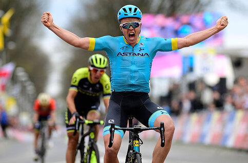 Wie wint de Amstel Gold Race?