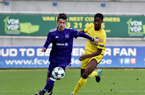 Kunnen de Anderlecht-youngsters nog eens stunten in de Youth League?