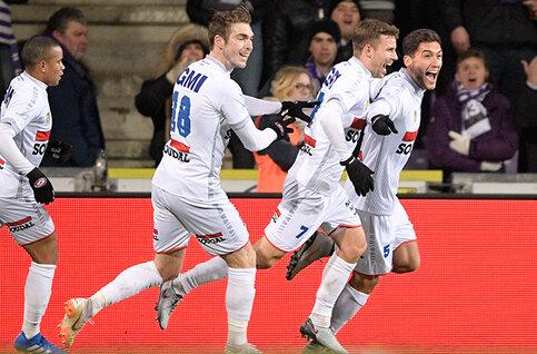 Proximus League: Bekijk alle doelpunten van de 22ste speeldag!