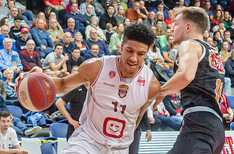 Spirou Charleroi – Antwerp Giants en direct sur Proximus Sports ce mercredi