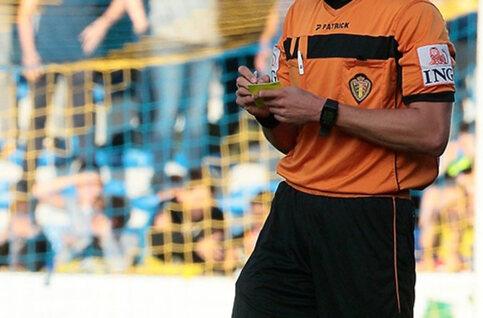 Les arbitres, les suspendus et les menacés de suspension en Proximus League : journée 26