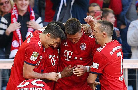 Bekijk de halve finales van de DFB Pokal live op Proximus TV
