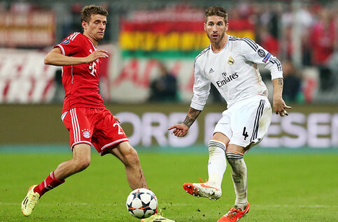 Ligue des champions : choc Bayern Munich - Real Madrid !