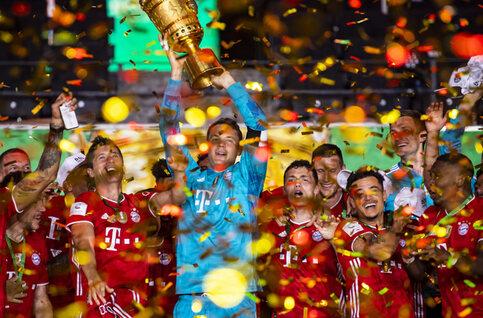 En vacances, le FC Bayern rêve d'un deuxième triplé historique