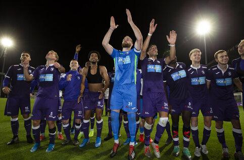 Le Beerschot se prépare à recevoir Anderlecht dans un Kiel plein à craquer