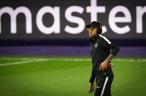 Neymar verlost PSG in Lyon
