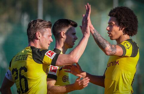 Dortmund - Werder Breme s'est ponctuée sur un partage