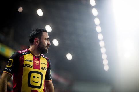 Proximus League-elftal van het seizoen // DRIEHOEK MIDDENVELD // Onur Kaya (KV Mechelen)