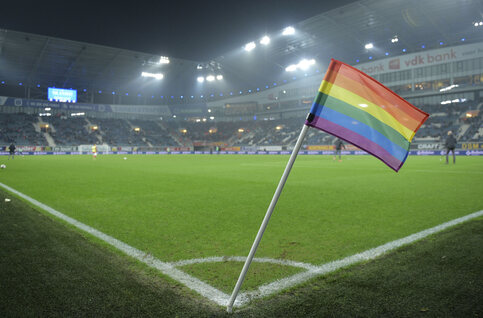 """Football for all"" - Regenboogweekend in Pro League voor diversiteit en respect"