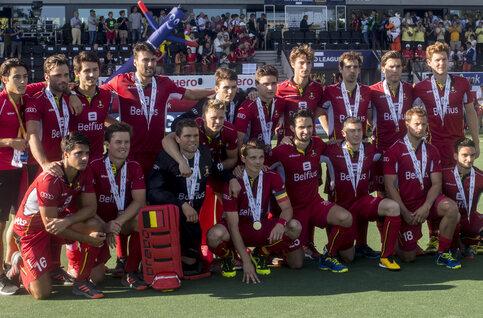 Eleven Sports, la RTBF et la VRT s'unissent pour le Championnat d'Europe de hockey à Anvers