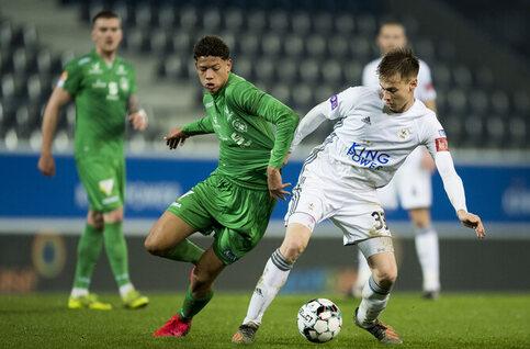"""Parmentier (Lokeren) ne sera resté qu'un mois le """"plus jeune joueur"""" de l'histoire en 1B"""